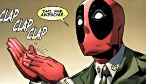 deadpool awesome